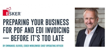 Executive Insight: Preparing your business for PDF and EDI...