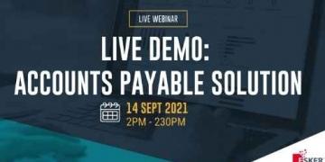 Live Demo: Esker Accounts Payable Solution